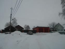 Вид на комплекс с улицы