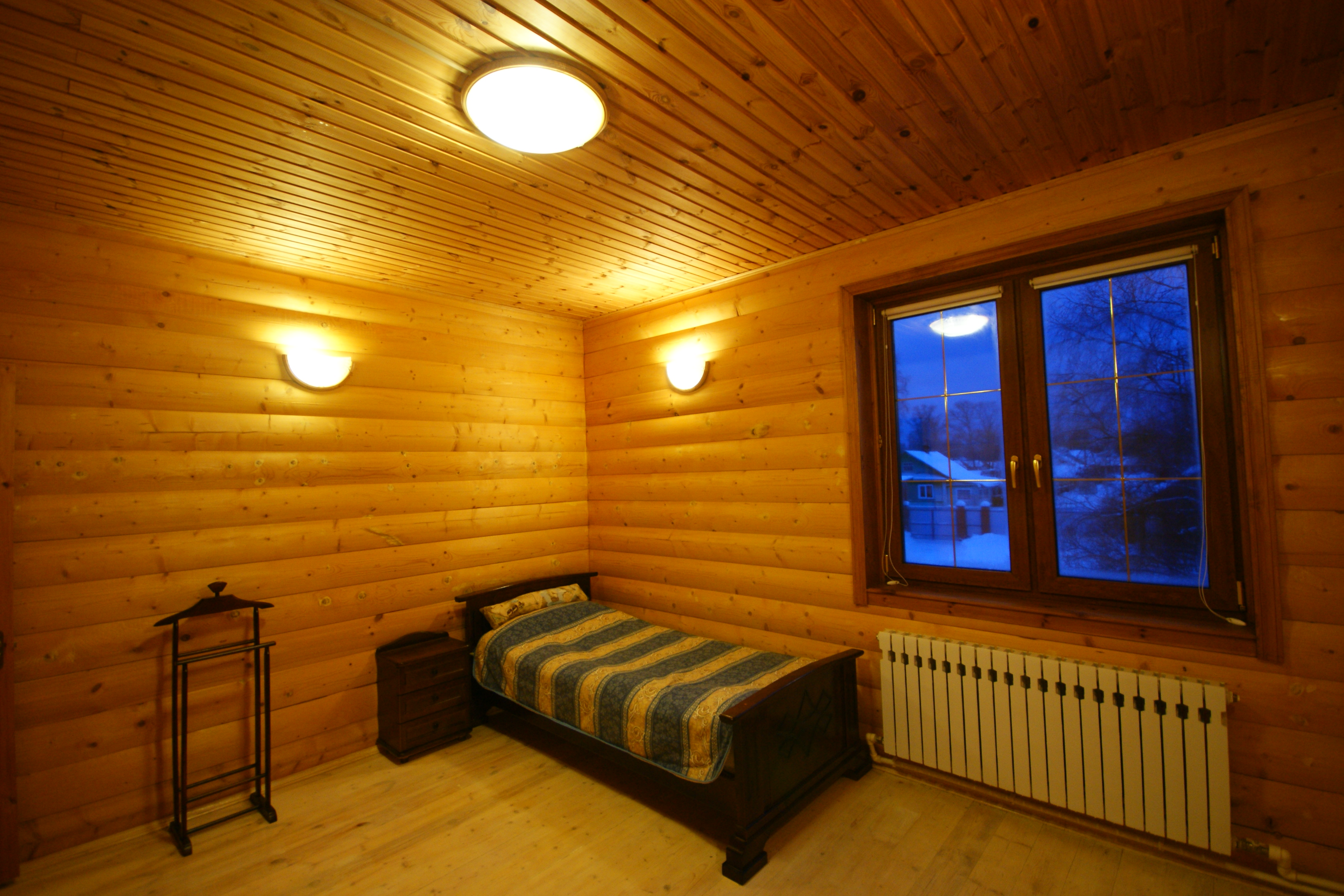 Спальная комната №4 (2 эт)