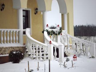 Аренда домов на новогодние праздники