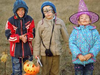 Ура Хэллоуин!