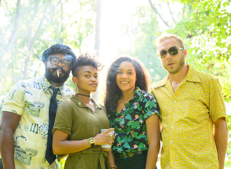 Hoochi Coochi, bringing indie soul and blues to Elephant Talk 10th Anniversary