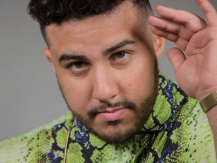 """Latinx Rapper Chris Gabo Explores Contrasting Identities in New Hit """"Hype Man"""""""