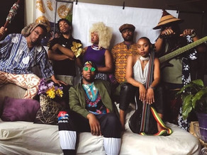 """Independent Music Collective 'The Starships' Radiate Synergy in Powerful New Single """"Living Water"""""""