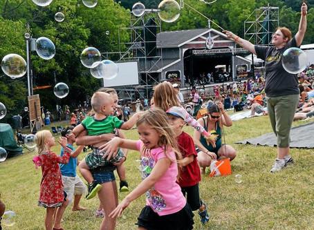The 59th annual Philadelphia Folk Festival announces virtual event with interactive campsites