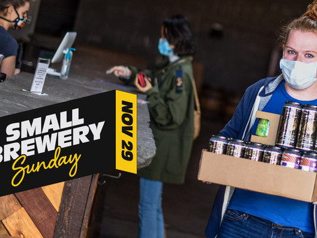 Breweries Nationwide Celebrate Small Brewery Sunday