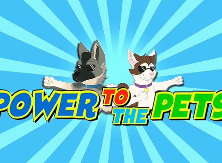 Pet product line, Power to the Pets, set to launch with special Facebook live broadcast
