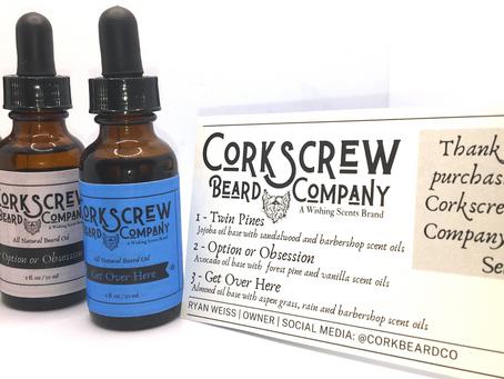 Calling all beards! Corkscrew Beard Company launches in Hatfield, PA