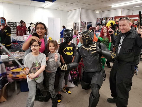 Quakertown's PA BLAST Con Cancelled for 2020