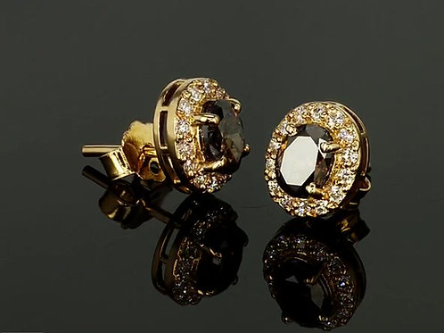 Outlet Whiskey earrings