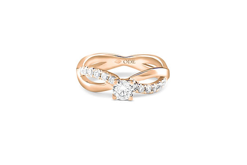 Eternity Engagement Solitaire