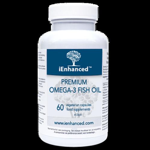 Premium Omega-3 Fish Oil