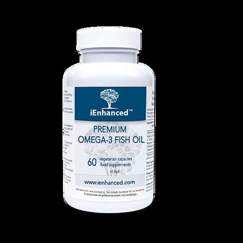 iEnhanced™ Premium omega-3 fish oil
