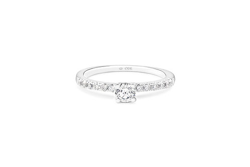 The Promise engagement solitaire