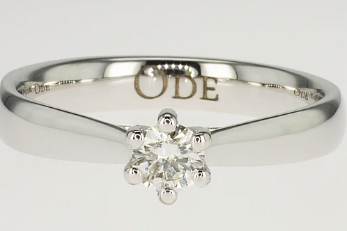 Outlet classic diamond ring