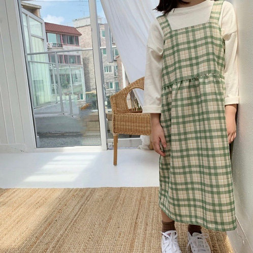 Agatha Dress (green)
