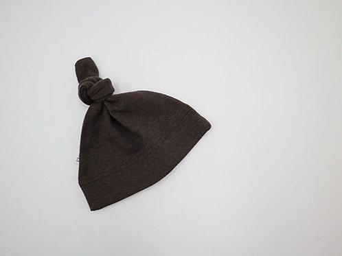 Banban Top Knot Hat (cocoa)