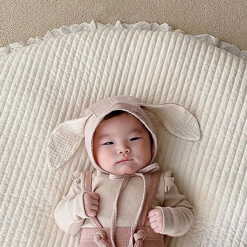 Bebe Bunny Bonnet (pink)