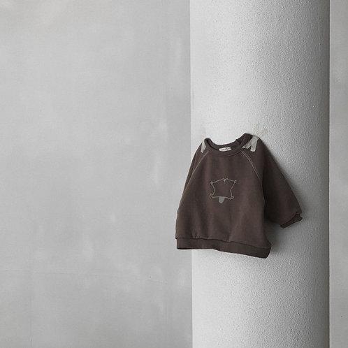 Chipmunk Sweatshirt (brown)