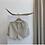 Thumbnail: Beige  Linen Shorts