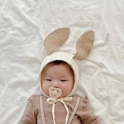 Bebe Bunny Bonnet (cream)