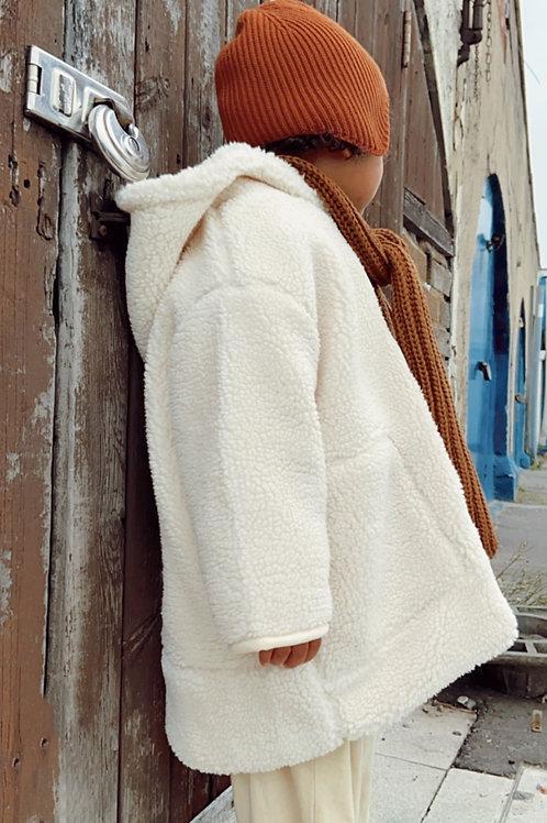 Jacou Wool Coat (cream)