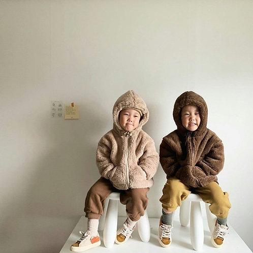 Bear Fleece Coat