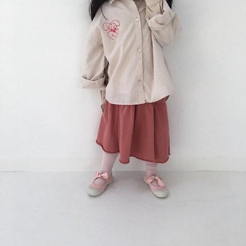 Yumi Skirt (coral)