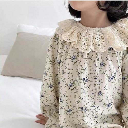 Peony Pyjama Dress