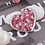 Thumbnail: Crystal Heart Button