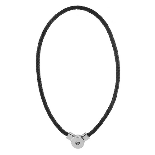 Leather Magnetic Necklace