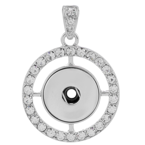 Centered Circle Necklace