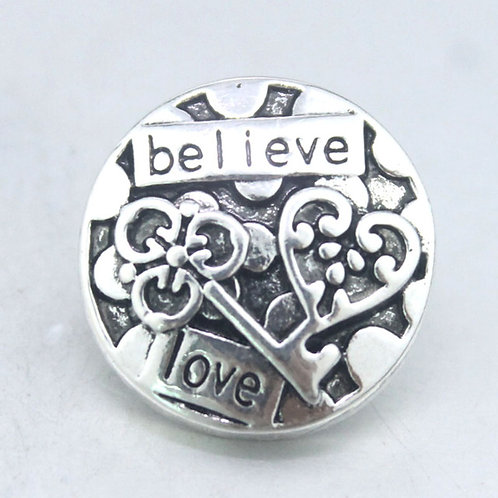Metal Believe and Love