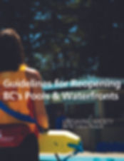 Royal Canadian Life Saving Society Cover