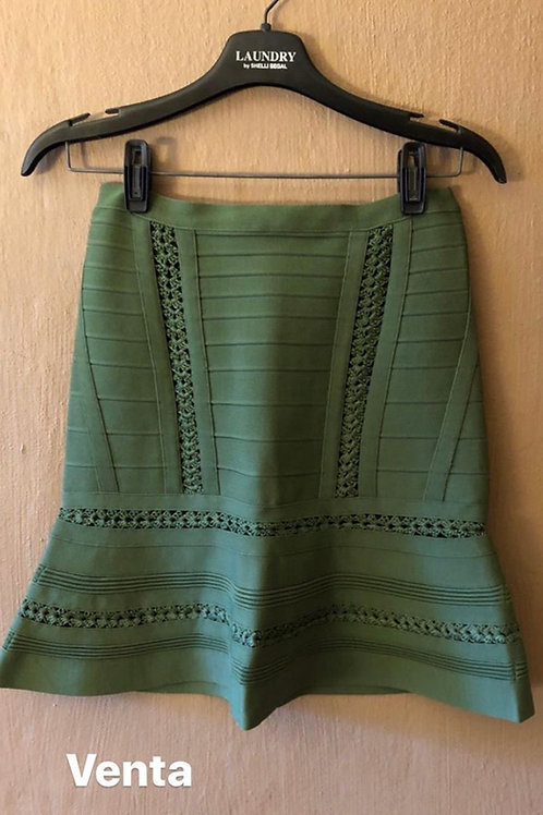 Falda Verde Mini