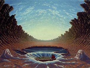 Lisch_Nodulen - 1990 - Oil on canvas - 3