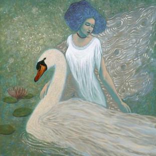 Leda and the Swan 2