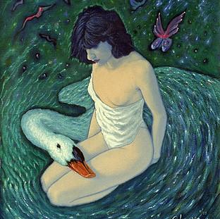 Leda and the Swan 1