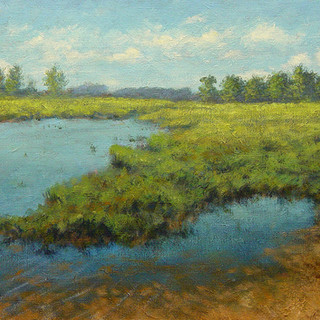 A Pond on the Heath