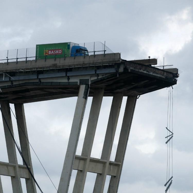 Il tragico incidente del ponte Morandi