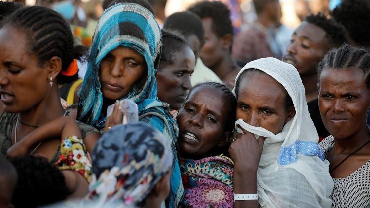 rifugiati etiopi