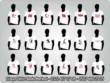 23 nisan tshirt baskı