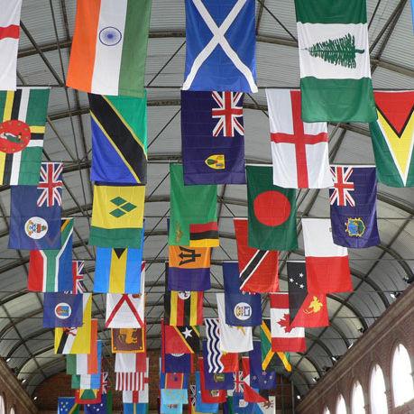 ülke bayrakları kurum bayrakları