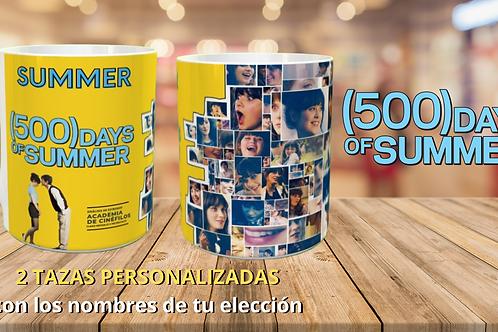 500 Days of Summer - (PAREJA)