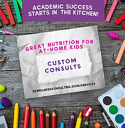 Teach your kids proper nutrition