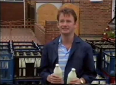 Robert Rawles The Milkman Keeping Up Appearances