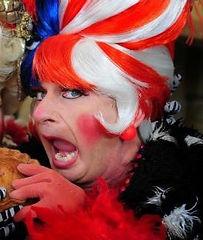 Robert Rawles Pantomime Dame Thanet Kent