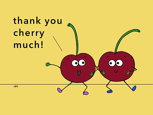thank you cherry much