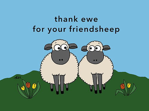 friendsheep