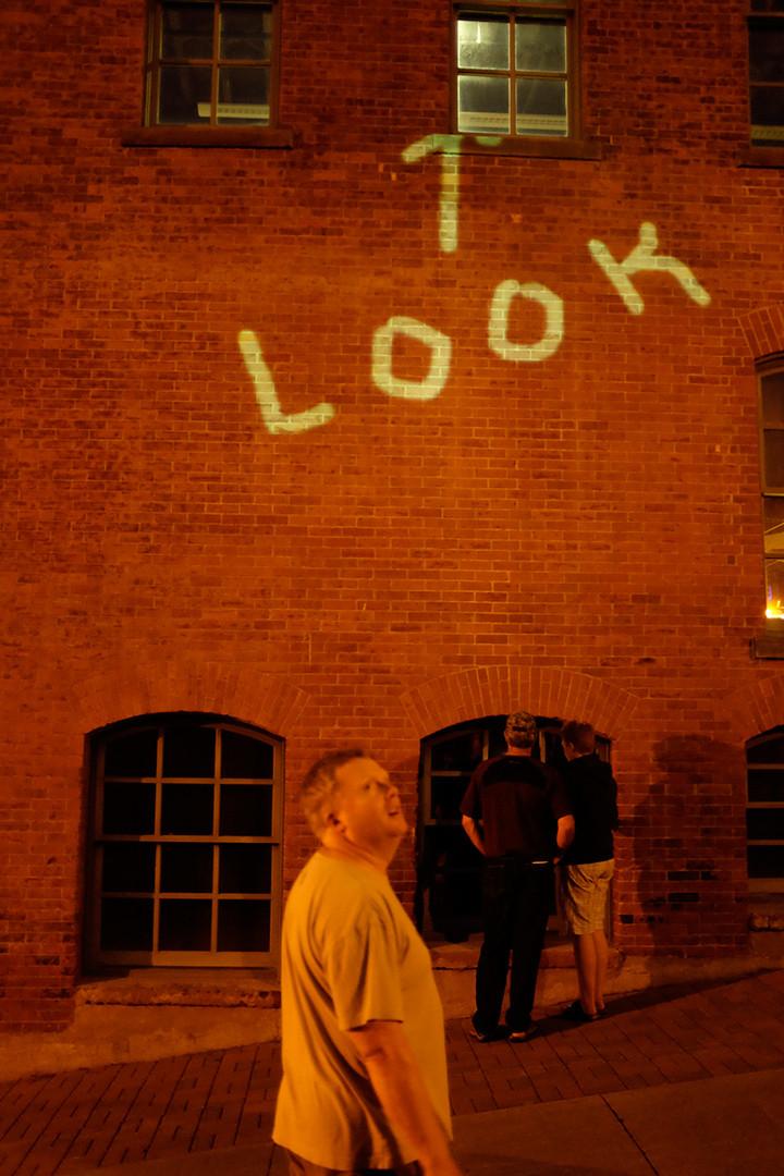 Look - Third Shift 2015