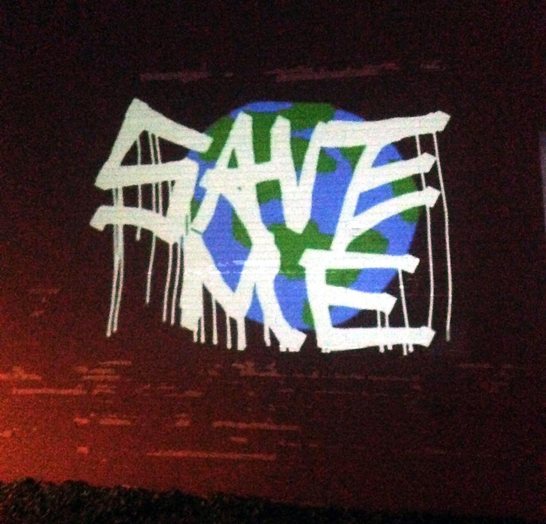 Save Me - Light Graffiti